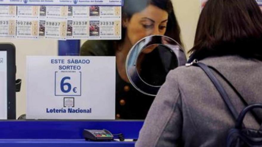 Nuevo millonario con la Primitiva en Canarias