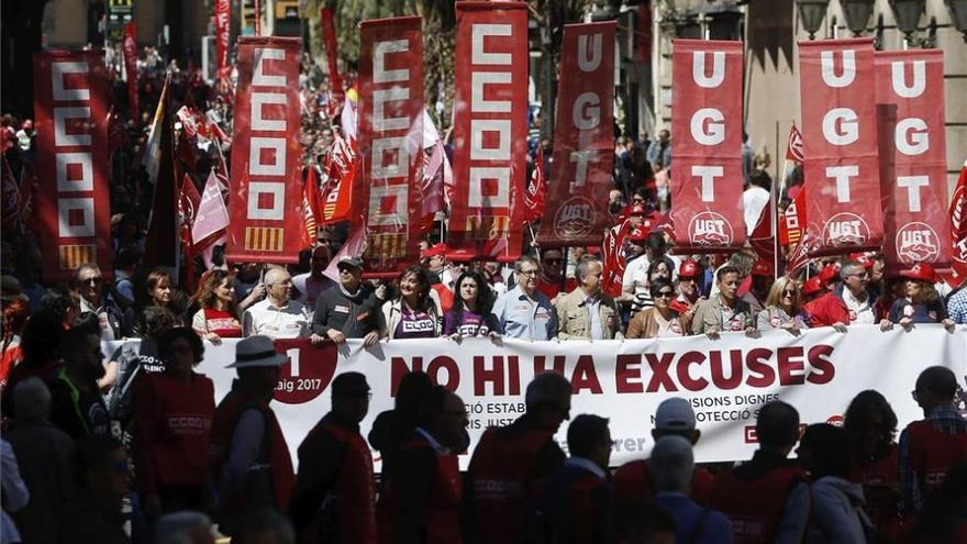 Puig quiere en la manifestación a Bonig y esta la tilda de «escrache»
