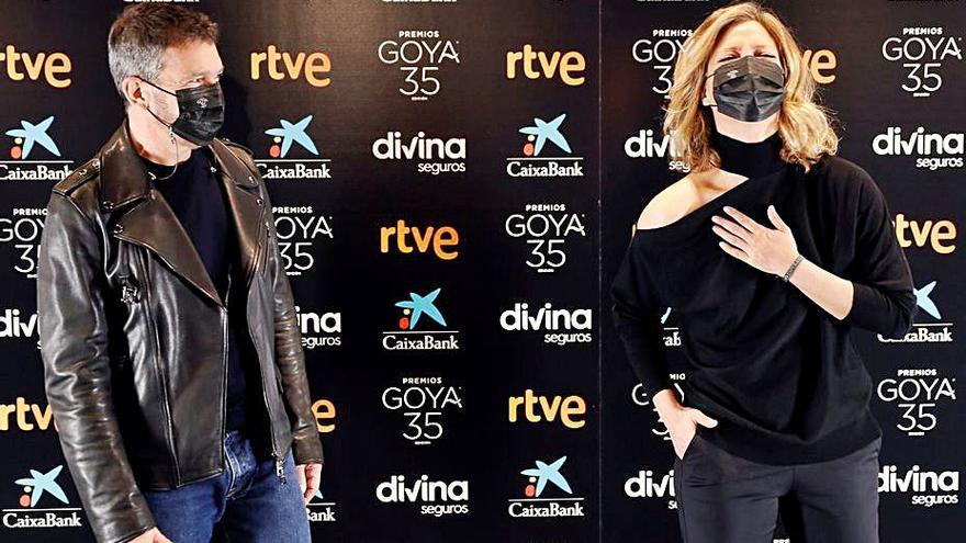 TVE celebra los Goya con una programación especial