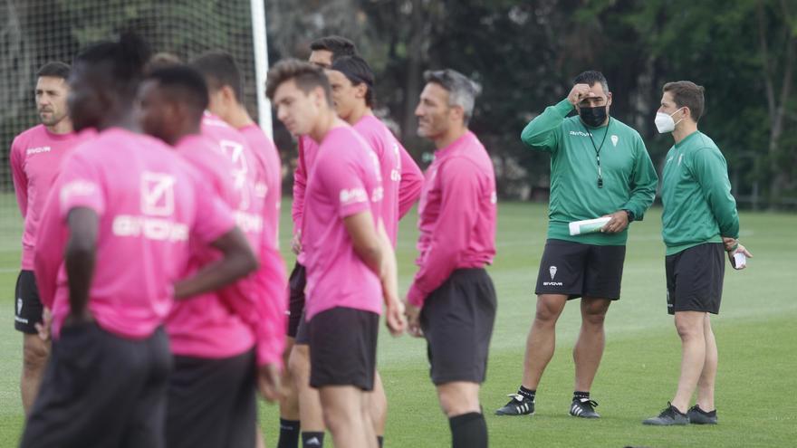 Doble sesión de Germán Crespo para aspirar al pleno del Córdoba CF
