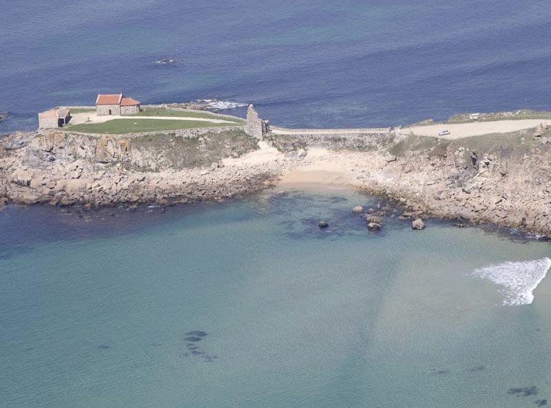 Playa de Nosa Señora da Lanzada (Sanxenxo)