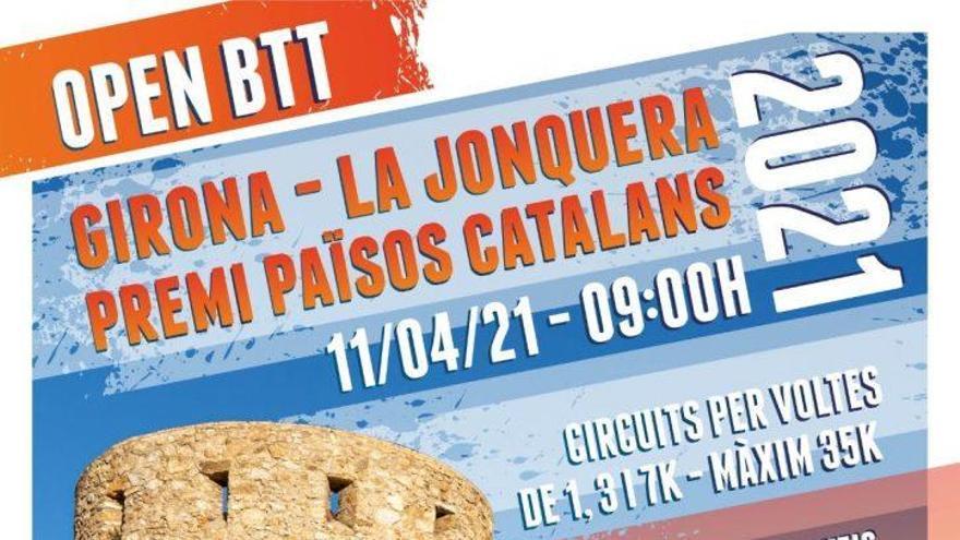 La segona edició de l'Open Girona BTT i la Kids Cup de Girona tornen a la Jonquera