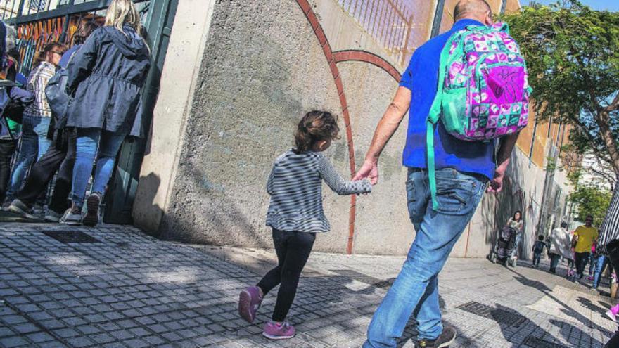 Educación publicará el listado de admisión de Infantil y Primaria este viernes