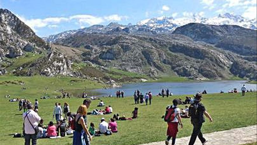 Plan contra el cambio climático en los Picos