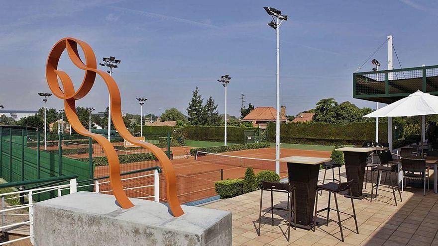 El Club de Tenis planea una gran ampliación de instalaciones sin adquirir más terrenos