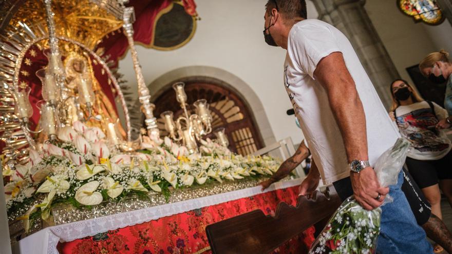 El obispo llama a usar «la cabecita» frente al covid