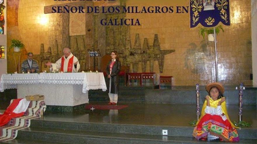 Misa por el Bicentenario de la Independencia del Perú
