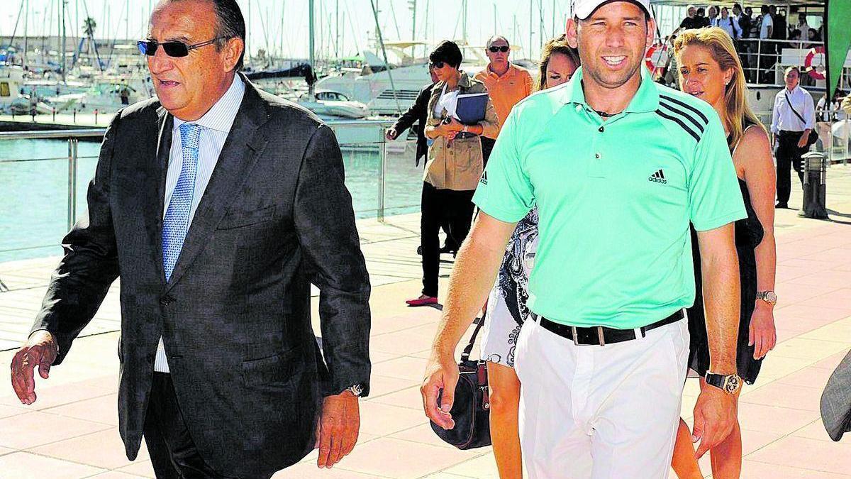 Condenan a la Diputación a pagar 531.000 euros por un torneo de  golf de Carlos Fabra