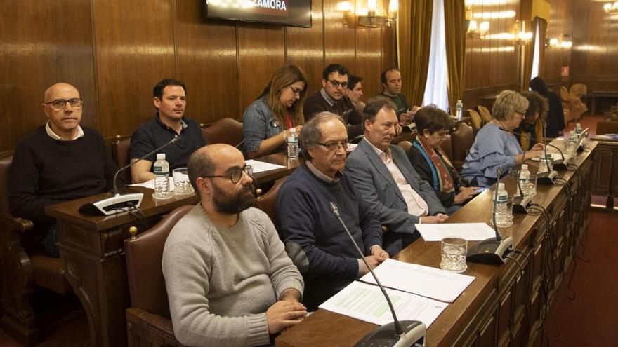 """Folgado acusa a la Diputación de Zamora de """"dar la espalda a la realidad"""" mientras el territorio se vacía"""