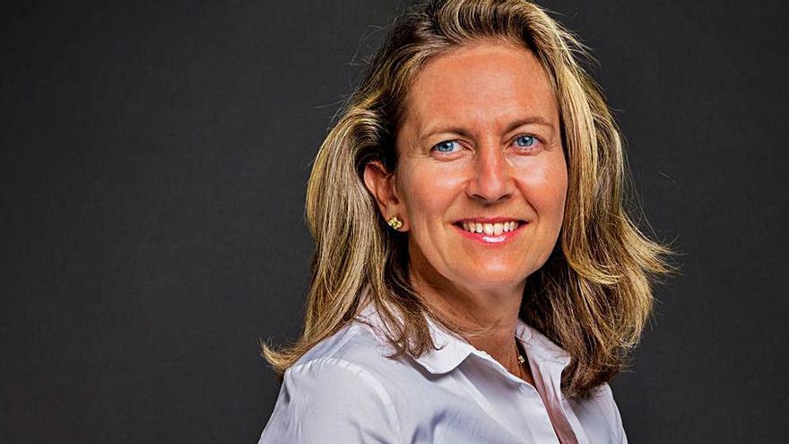 Carmen Sampol, en el ranking de las '100 Mujeres Líderes en España'
