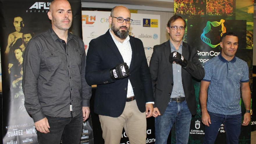 El mejor MMA de Europa, en el Gran Canaria Arena