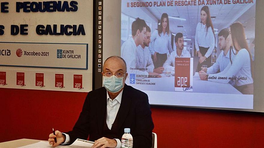La Xunta saca el Plan Rescate a la hostelería con hasta 3.700 euros por cada negocio