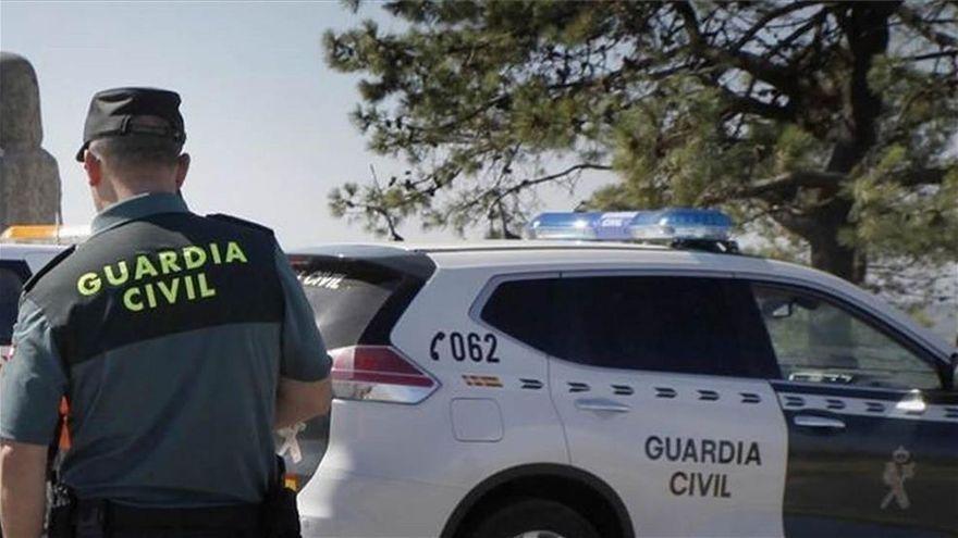 Fallece un motorista de 36 años en una salida de vía cerca de Hornachuelos