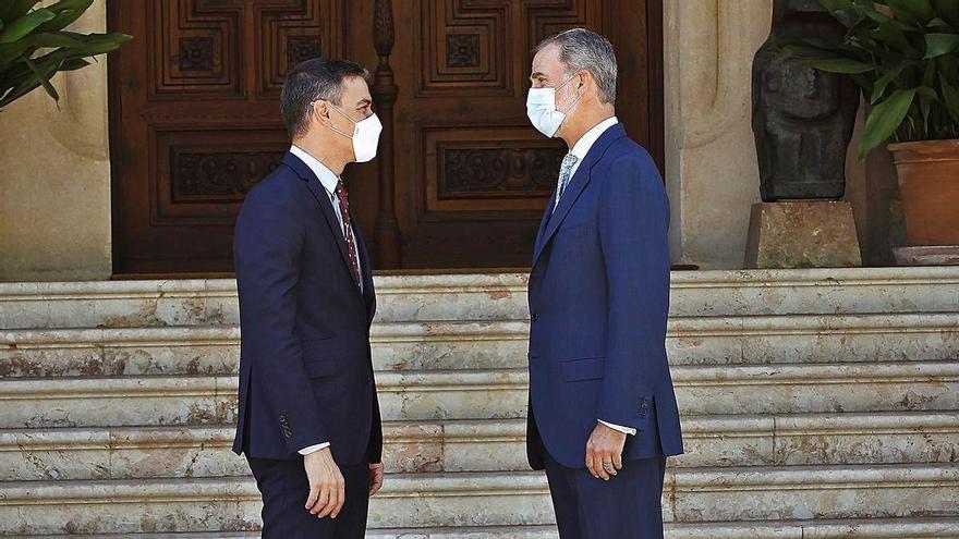 La Zarzuela i el Govern, encallats en la regeneració de la monarquia