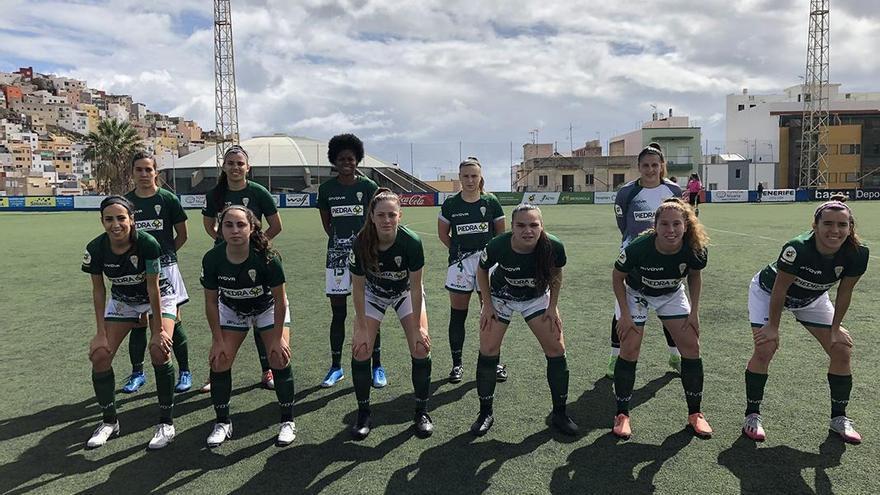 Una pesadilla para el Córdoba Femenino en Tenerife