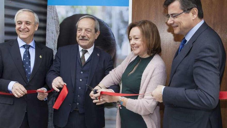 Aldeas Infantiles inaugura su sede en Vallobín con 29 niños bajo su cuidado