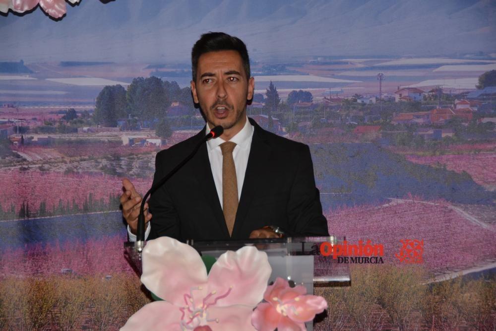 Presentación Floración de Cieza 2018
