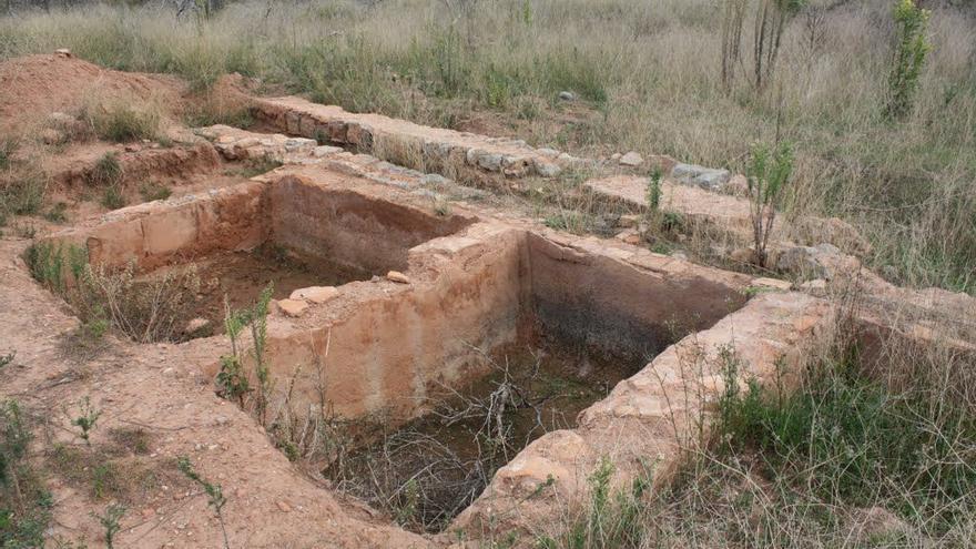 Moncofa trabaja para que l'Alqueria romana sea BIC