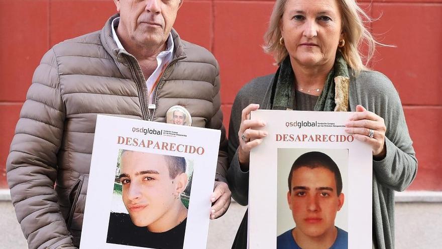 La familia de Paco Molina convoca un acto coincidiendo con los cinco años de su desaparición