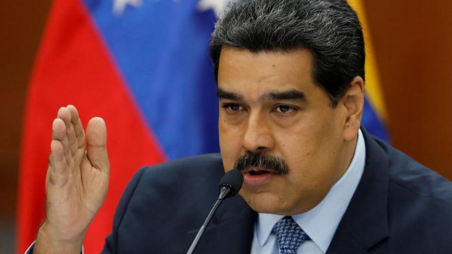 España no enviará ningún delegado a la jura de Maduro