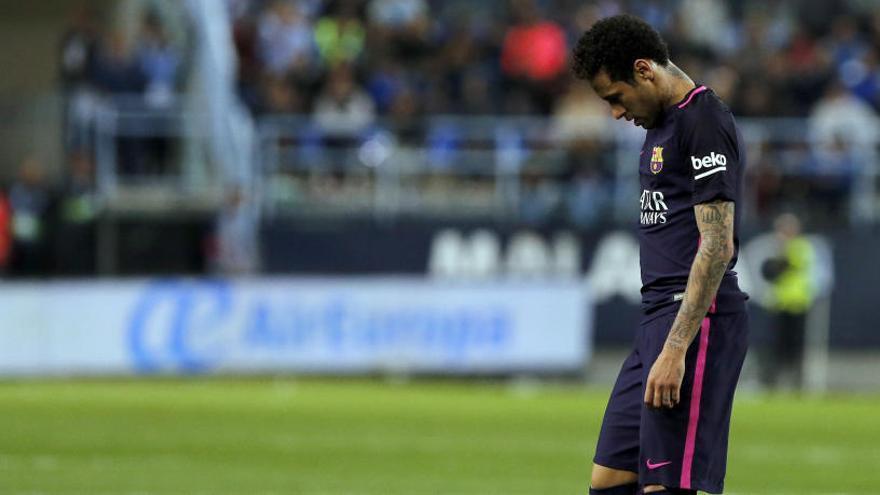 Competició sanciona Neymar amb tres partits i es perdrà el clàssic