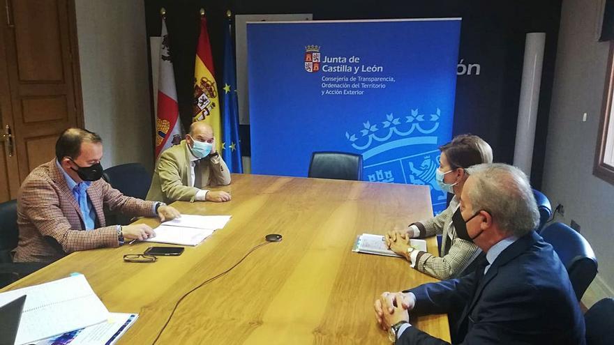 La USAL y la UBU apoyan la candidatura de Zamora para el centro de innovación
