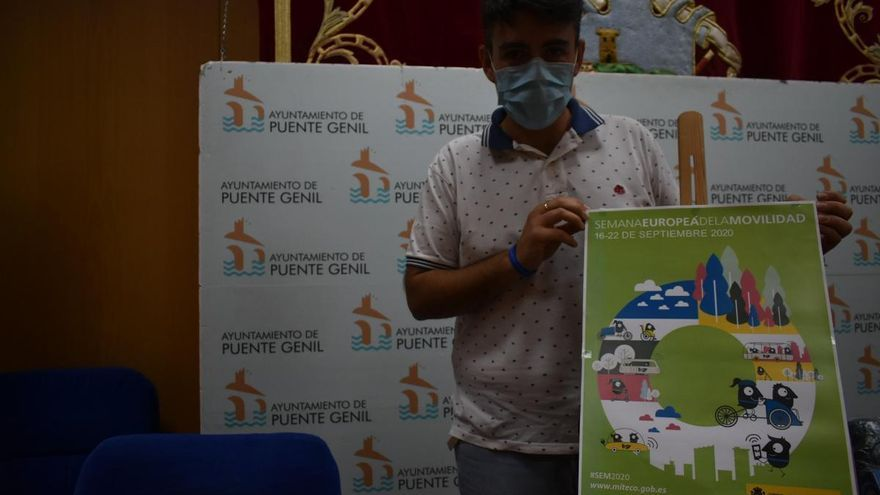 El Ayuntamiento de Puente Genil bonificará la tasa de circulación de los vehículos de baja contaminación