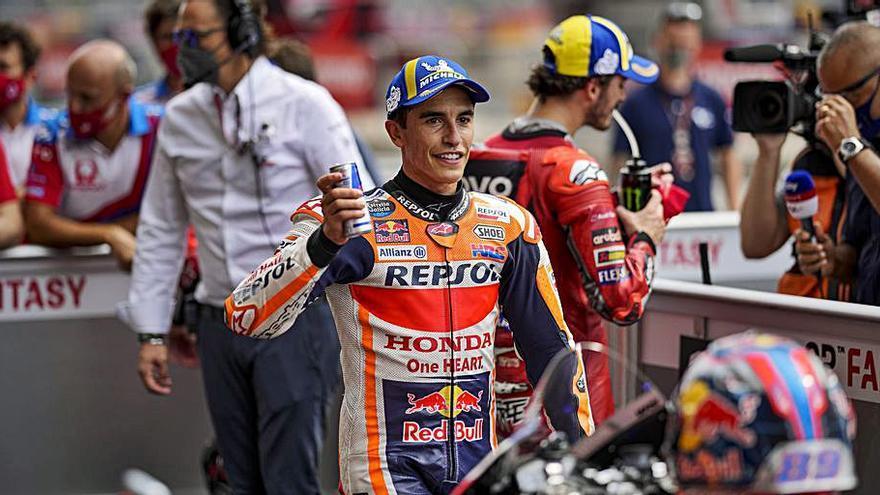 El motociclismo español suma su 36 'triplete' en el Mundial