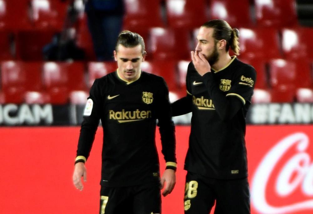 EN FOTOS | Granada - Barça