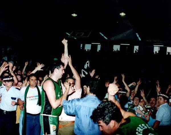 Vigésimo aniversario del ascenso del Cáceres CB a la ACB