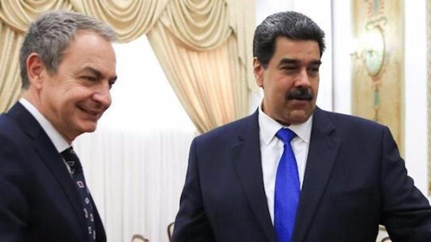 Zapatero, Maduro y Morales piden por carta la liberación inmediata de Assange