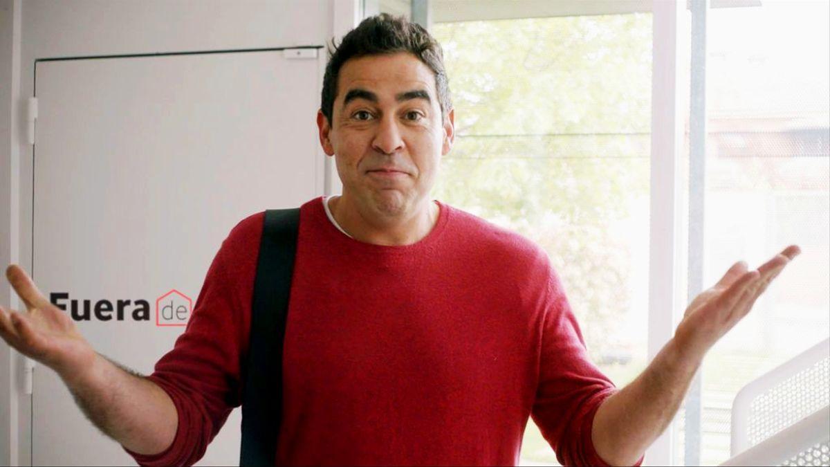 Pablo Chiapella, en 'Fuera de serie'.