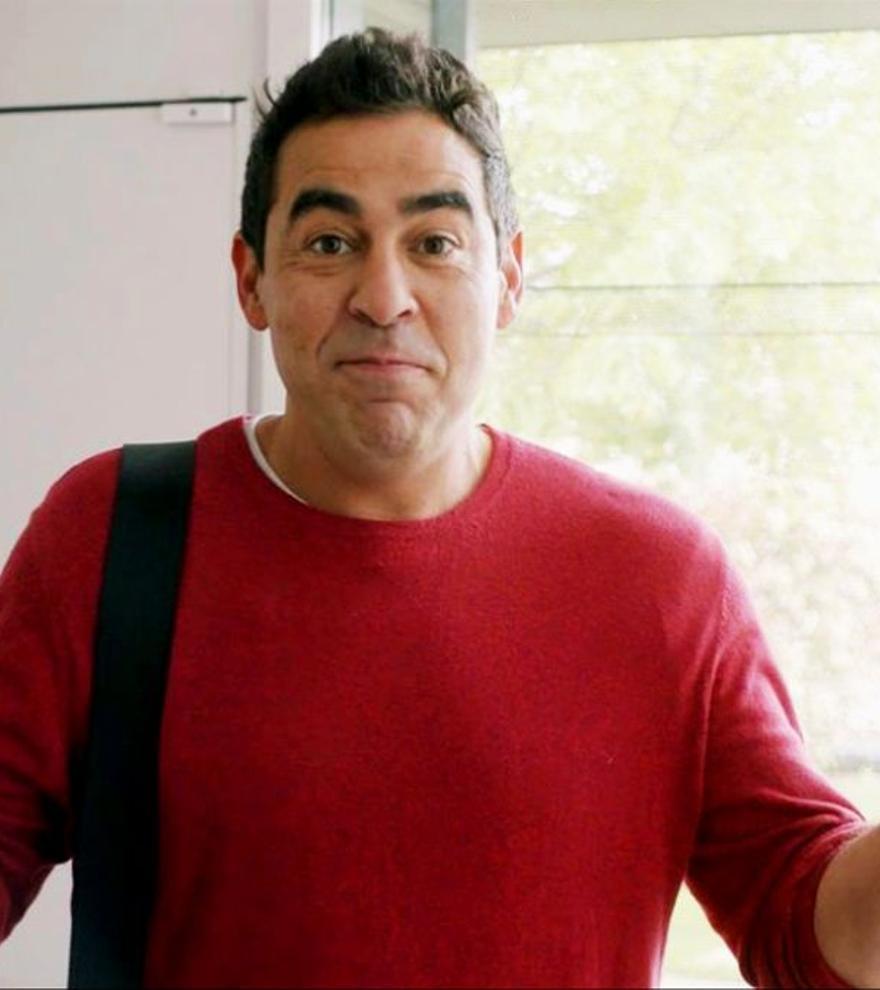 Pablo Chiapella protagoniza la miniserie de comedia 'Fuera de serie'