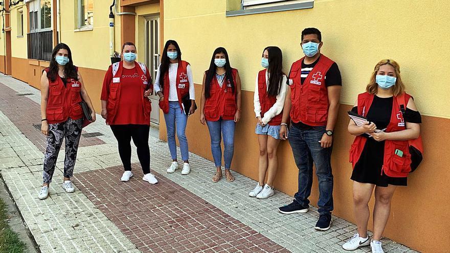 Cruz Roja inicia una nueva campaña de captación de socios en la ciudad