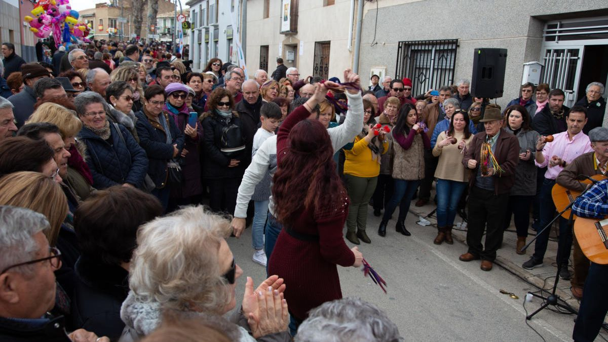 Las Cuadrillas de Barranda tendrán que esperar a 2022
