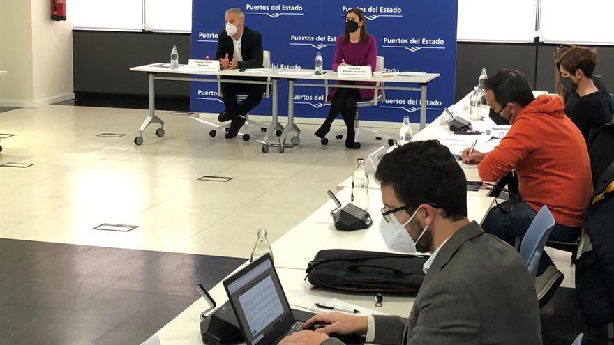 Los puertos españoles cierran 2020 con un resultado de 104 millones
