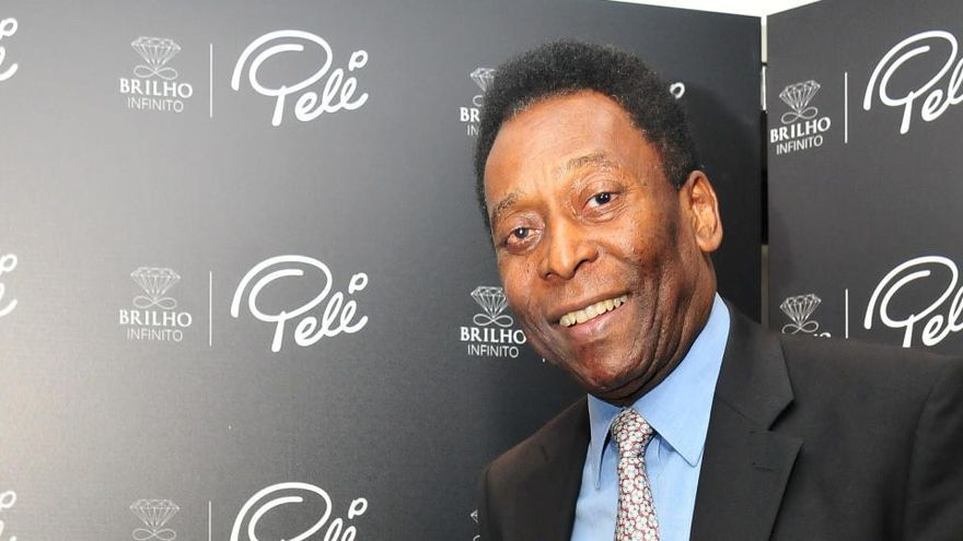 Pelé, 80 años del rey que conquistó el olimpo del fútbol