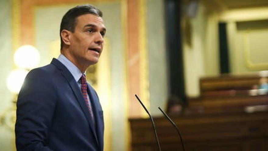 Pedro Sánchez aposta per un Govern de PSC i comuns malgrat que la suma no és suficient