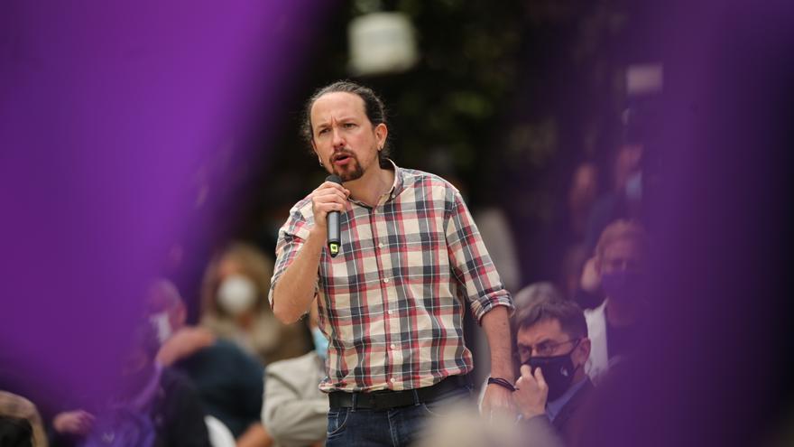 Pablo Iglesias presidirá el Instituto 25M, el 'think tank' de Podemos