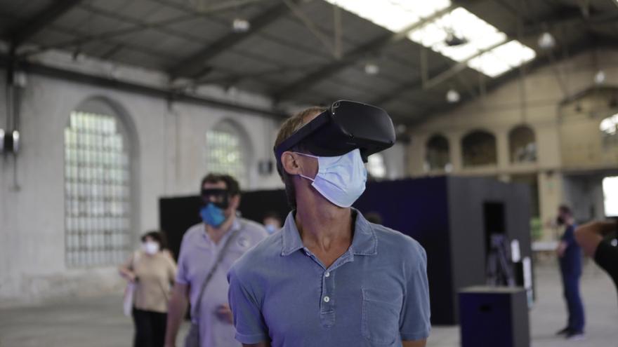 Oviedo se convierte en capital de la realidad virtaul: así es el LINK Festival de La Vega