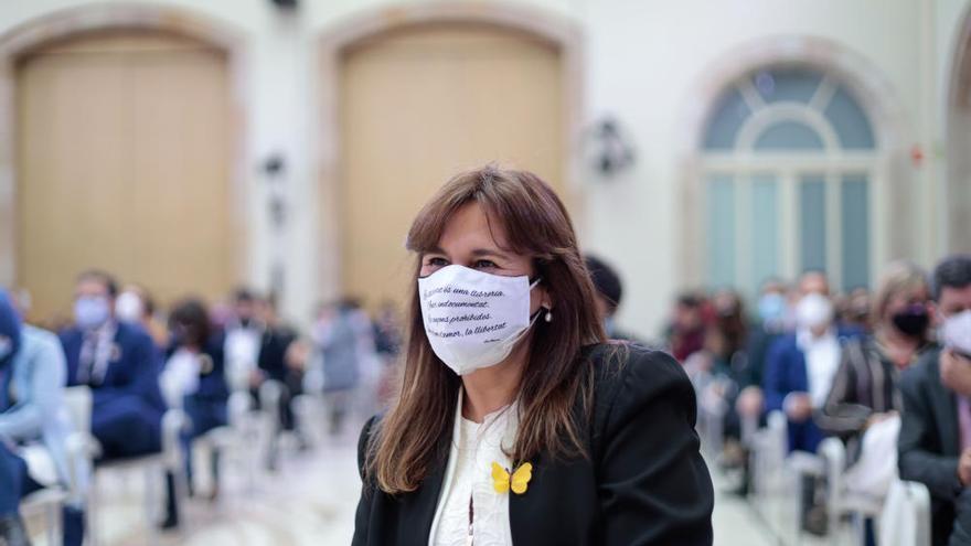 EN FOTOS | El ple d'inici de la 13a legislatura de Catalunya