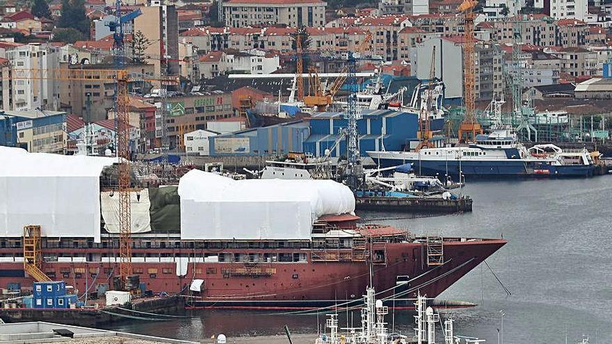 """El naval recurrirá la sentencia europea que ve ahora ilegales las ayudas del viejo """"tax lease"""""""