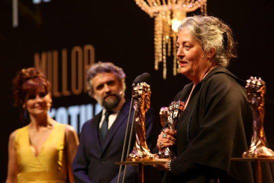 Els Gaudí coronen Isaki Lacuesta i Celia Rico