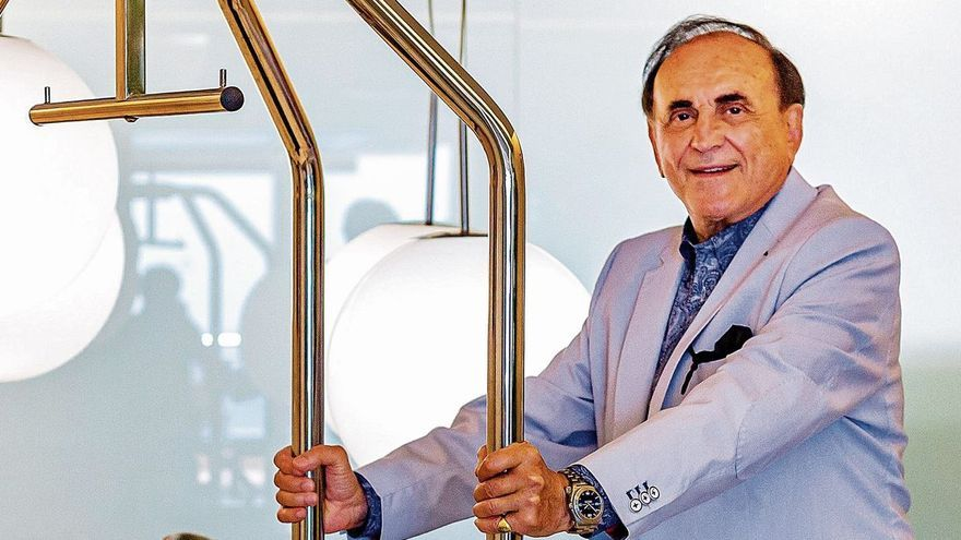 "José María Caballé, presidente de Servigroup: ""Sobran 20 millones de turistas"""