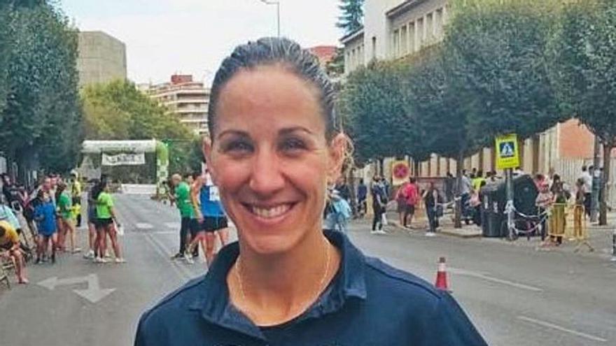 Natalia Romero: «Competir en los Juegos de Tokio es el sueño de mi vida»