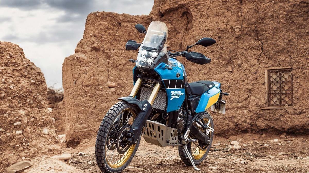Yamaha lanza la Ténéré 700 Rally Edition