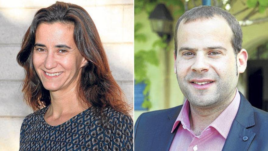 Vidal intenta cambiar su imagen  y destituye a su directora general