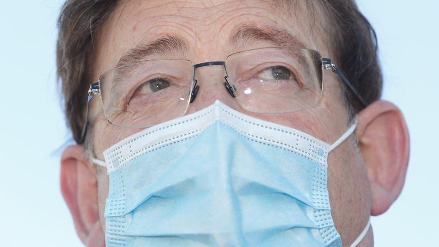 Ximo Puig espera a que concluya la investigación de Sanidad para decidir qué medidas tomar contra los alcaldes del PSPV que se han vacunado