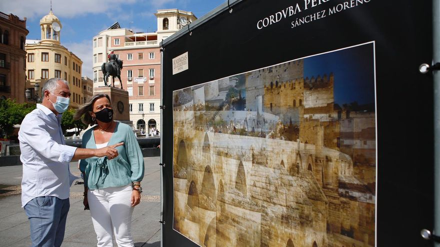 Sánchez Moreno experimenta con la Córdoba romana