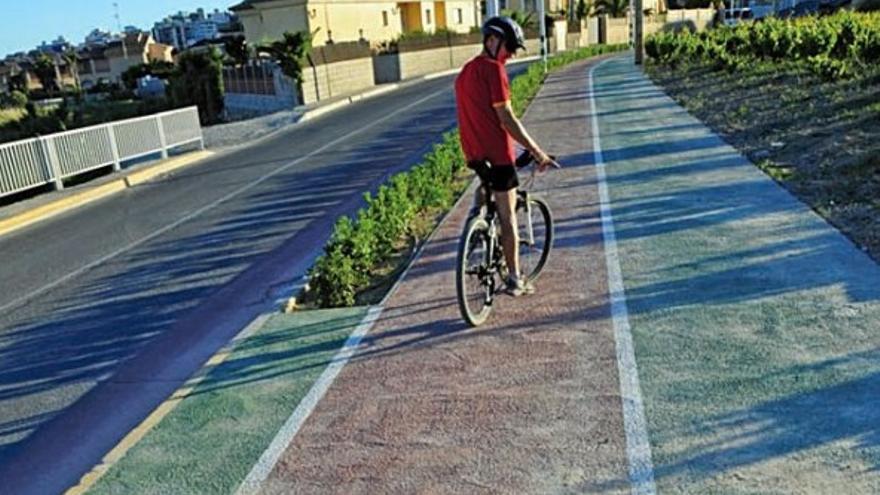 Ruta cicloturística: Benissa-Calpe